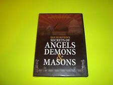 Dan Burstein's Secrets of Angels Demons Masons (DVD, 2005)