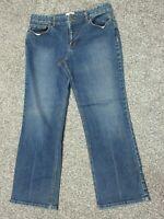 ANN TAYLOR Petites Women's Size 12P Blue Jeans