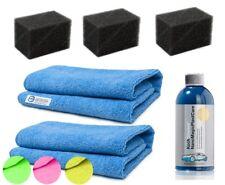Koch Chemie NanoMagic PlastCare (=Plast Star) Kunststoffpflege 500ml, Profi-Set
