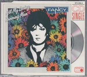 Fancy CD-MAXI  ALL MY LOVING / RUNNING MAN  ©  1989  /    3inch