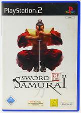 Sword of the Samurai | Playstation 2 PS2 | komplett in OVP | gebraucht
