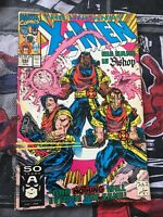 MARVEL COMICS UNCANNY X-MEN #282 1ST BISHOP