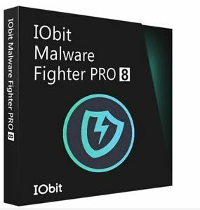 IOBIT Malware Fighter 8 PRO LAST VERSION | 1 PC - 1 Year. Fast Delivery!