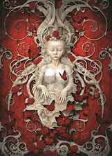 Artifact Puzzles - Daniel Merriam Flight of Scarlet Limited Edition Wooden Ji...