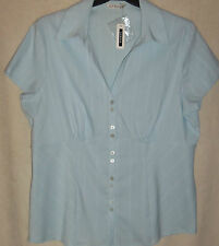 George Short Sleeve Women's Blouses