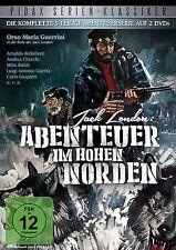 Jack London Abenteuer im hohen Norden * DVD 5-teilige Abenteuerserie Pidax Neu