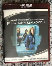 Being John Malkovich (Hd-Dvd, 2007)w/ Special Features, John Cusack Cameron Diaz