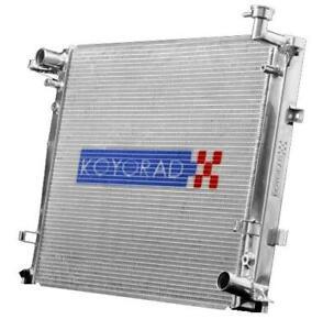 KOYO RACING RADIATOR FOR MAZDASPEED 3 10-13