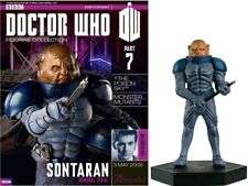 Doctor Who Figurine Collection #Part 7 SONTARAN GENERAL STAAL #AS-A25