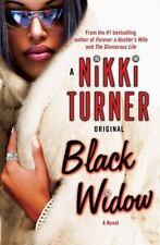 Nikki Turner Original: Black Widow by Nikki Turner (2008, Paperback)