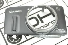 Canon PowerShot SX260 HS Front Cover Assembly Repair Part DH7695