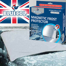 BLUECOL UNIVERSAL MAGNETIC CAR WINDSCREEN FROST ICE SNOW PROTECTOR COVER