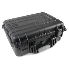 "21"" Weatherproof Hard Case For DSLR Camera & Lenses w/ Pelican 1520 Pluck Foam"