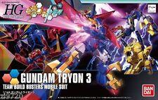 BANDAI HGBF [GUNDAM TRYON 3] Model Kit 1/144