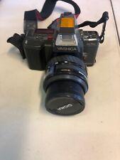 Yashica 230 AF 35mm film camera w/ Yashica Lens AF 35-105mm 1:3.5-4.5 Macro 58mm