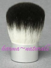 KABUKI BRUSH Mineral Makeup - Foundation Brush Two Tone Synthetic TAKLON Bristle