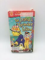 The Wacky Adventures of Ronald McDonald Video 2 The Legend of Grimace Island VHS