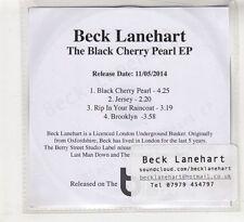 (HD431) Beck Lanehart, The Black Cherry Pearl EP - 2014 DJ CD