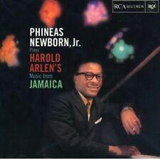 Phineas Newborn Jr. Jazz Interpretation Of Harold Arlen's Music From Jamaica