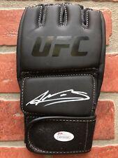 Amanda Nunes autographed signed glove UFC JSA w/ COA