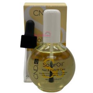 CND Solar Oil Nail Cuticle Conditioner Treatments 2.3oz 68mL SolarOil