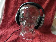 Mozart Glaskopf Perückenkopf Kopfhörerhalter Glas Kopf Hutständer Büste