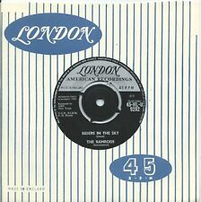 Ramrods (The):Riders in the sky/Zig Zag:UK London:1960