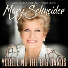 MARY SCHNEIDER YODELLING THE BIG BANDS CD NEW