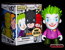 "The Joker - DC Universe Mini's - Kidrobot - 3"" Figure Brand New Mint in Box"