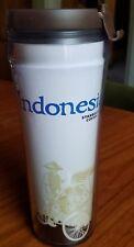 2004 2008 Starbucks Indonesia Mug Global City Series Travel Coffee Plastic 12oz