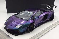 1:18 juc Lamborghini Aventador LB desempeño (Liberty camina) CAMALEÓN