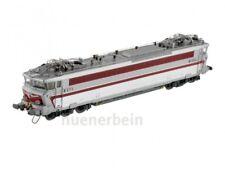 LS Models 10529 SNCF CC 40100 6achs E-Lok silber (inox)/rot Ep3b AC dig NEU+OVP
