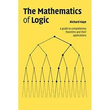 Mathematics Logic Guide to Completeness Theorems thei. 9780521708777 Cond=LN:NSD