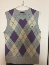 MOSSIMO STUNNING COSBY STYLE FASHIONABLE PROFESSOR VEST