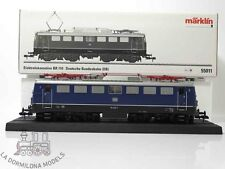 VA11 - ESCALA 1 - MÄRKLIN 55011 ELEKTROLOKOMOTIVE BR 110 236-7 der DB - NEW