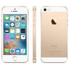 Smartphone Apple iPhone se 64GB Desbloqueado SIM Teléfono Inteligente Desbloqueado Libre de grado B + más barato de oro