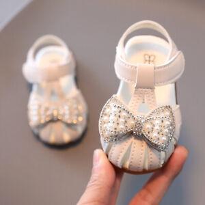 Baby Girl Diamond Walk Sneaker Sandal Baby Toddler Kid Casual Trainner Shoes