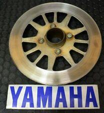 Genuine YAMAHA WARRIOR 350 REAR BRAKE ROTOR DISC WITH HUB YFM350 1988-2004