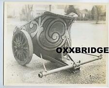 CIRCUS CHARIOT PHOTO 1940 Wagon Carnival Horse Cart RINGLING BROS PT BARNUN
