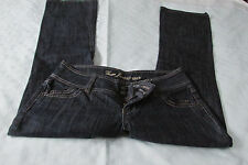 """NEW, W.O.T. """"GUESS JEANS RIVERIA"""" LOW RISE 30"""" X 31"""" INSEAM"""