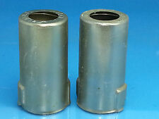 ELCO CINCH 9 PIN TUBE SHIELD  2PCS 12AX7 12AT7 SHEILD SHEILD J SLOT TS103U02 B9A