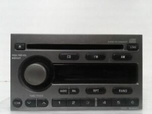 Audio Equipment Radio CD Changer 6 Disc 1 Din In Dash Fits 00-04 LEGACY 1356980