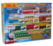 Tomica PraRail Thomas & Friends Train Freight Loading Set New Japan