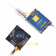 FXT FX806TC 5.8GHz 40CH Detached VTX & Camera Combo for FPV mini Quad Drone Race