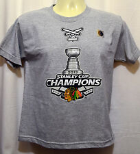 Chicago Blackhawks Youth T-Shirt - Gray - Large - $15.99 - NEW w/tags
