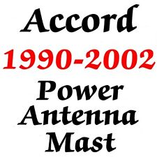 Power Antenna Mast Honda Accord  1990-2002  With How 2