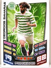 Match ATTAX 2012/13 SPL-Scottish Premier League - #032 Georgios Samaras