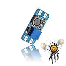 MT3608 Step Up Volt Konverter in 2-24V out 2-28V adjustable 2A ESP8266 Arduino