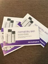 5 x 3 Dermalogica Normal/Dry Skin Essential Treatment Sample Kit FREE shipping