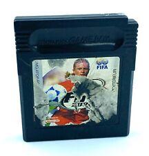 FIFA 2000 - Jeu Nintendo Game Boy - PAL
